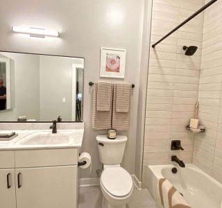 Artisan 4100 bathroom