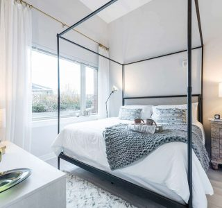 Artisan 4100 bedroom