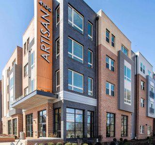 Artisan 4100 exterior/entrance