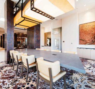 Artisan 4100 lounge