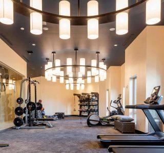 Artisan 4100 fitness center