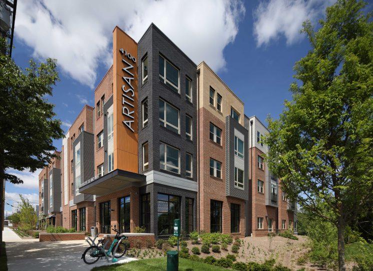Artisan 4100 Apartments exterior